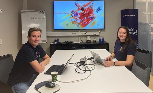 Nytt internasjonalt ung leder-program lanseres på Lillehammer