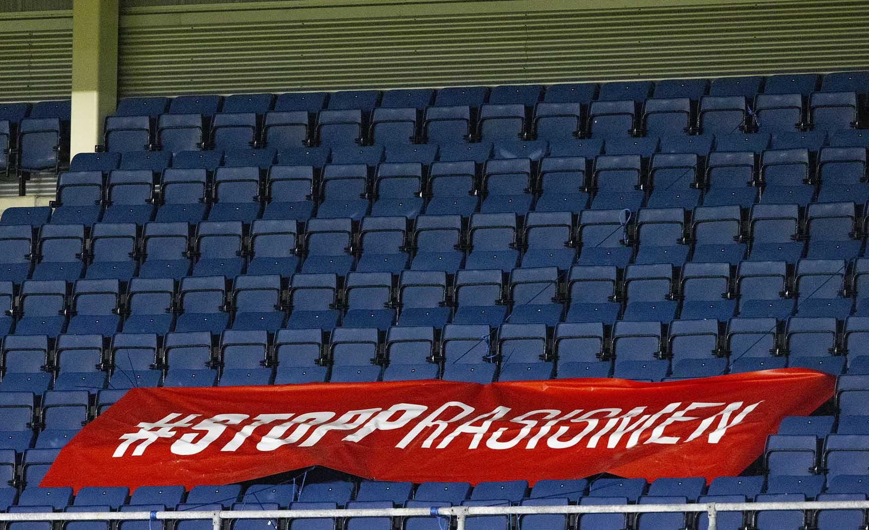 Norsk idrett sier #STOPP til alle former for diskriminering