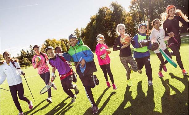 NIFs anbefaling til utøvelse av idrettsaktivitet