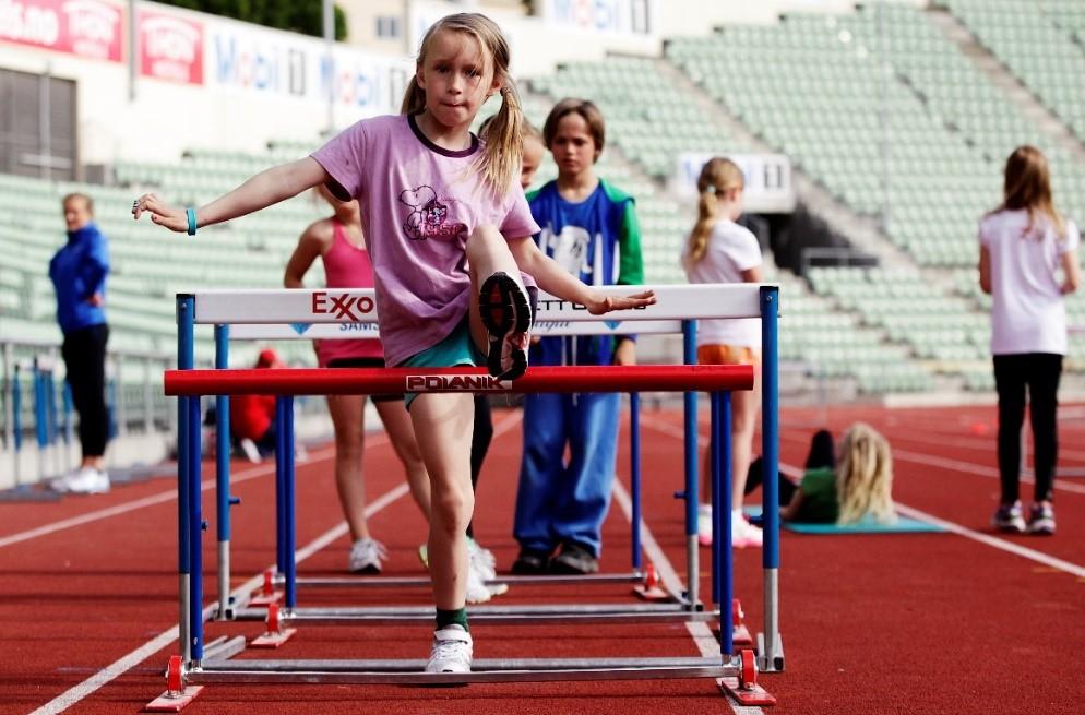 Tilskudd til idrettslag med Allidrett i  Troms og Finnmark