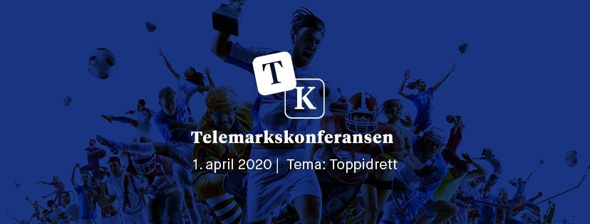 Invitasjon til Telemarkskonferansen 2020